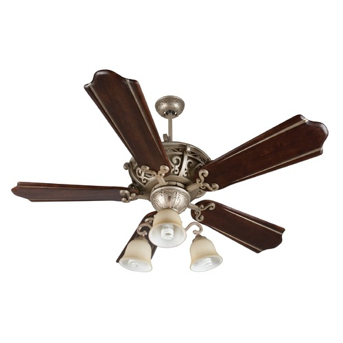 Craftmade Lighting Craftmade Lighting Toscana Athenian Obol Ceiling Fan with Light K11013