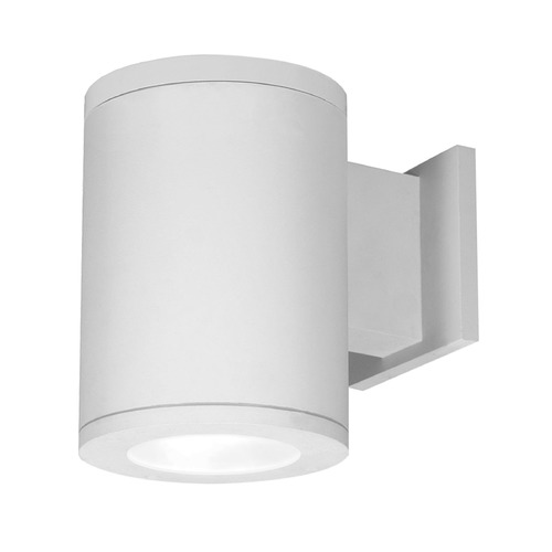 WAC Lighting 5-Inch White LED Tube Architectural Wall Light 3000K 2055LM DS-WS05-N930S-WT