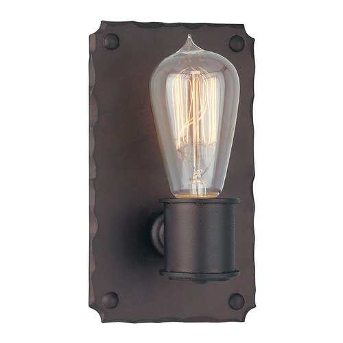 Troy Lighting Sconce Wall Light in Copper Bronze Finish B2501CB