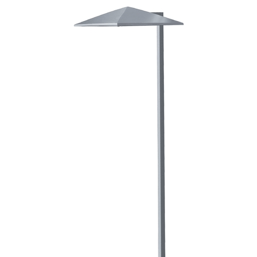 Hinkley Lighting Path Light in Titanium Finish 1561TT