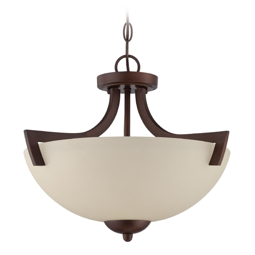Jeremiah Lighting Jeremiah Lighting Almeda Old Bronze Pendant Light 37753-OB