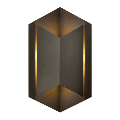 Hinkley Lighting Hinkley Lighting Lex Bronze LED Outdoor Wall Light 2714BZ