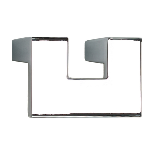 Atlas Homewares Cabinet Pull in Polished Chrome Finish A845-CH