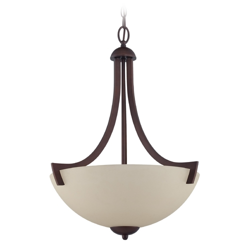 Jeremiah Lighting Jeremiah Lighting Almeda Old Bronze Pendant Light 37743-OB