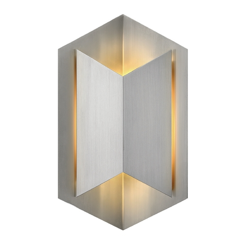 Hinkley Lighting Hinkley Lighting Lex Stainless Steel LED Outdoor Wall Light 2714SS