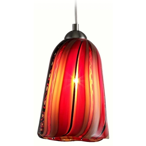 Oggetti Lighting Oggetti Lighting Amore Dark Pewter Mini-Pendant Light 18-158E