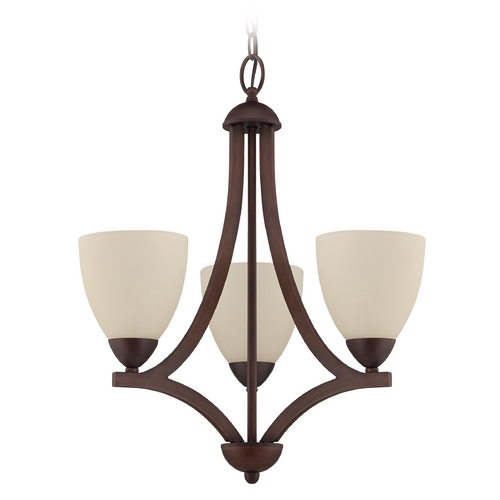 Jeremiah Lighting Jeremiah Lighting Almeda Old Bronze Mini-Chandelier 37723-OB