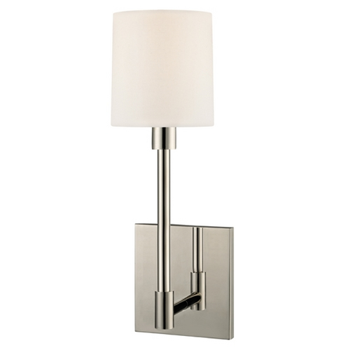 Sonneman Lighting Sonneman Lighting Embassy Polished Nickel LED Sconce 2470.35