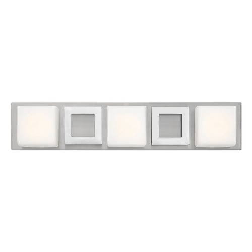 Hinkley Lighting Hinkley Lighting Mirage Brushed Nickel Bathroom Light 53353BN