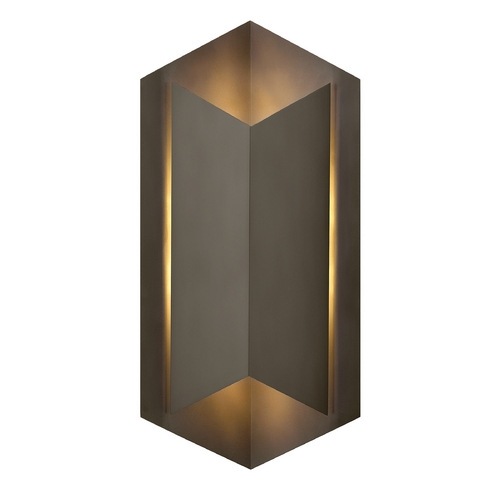 Hinkley Lighting Hinkley Lighting Lex Bronze LED Outdoor Wall Light 2715BZ