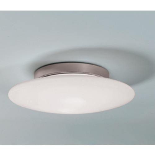Illuminating Experiences Illuminating Experiences Aura Flushmount Fluorescent Light M10242G
