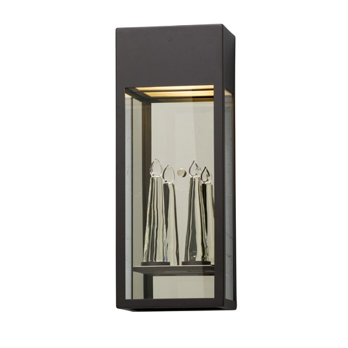 Troy Lighting Troy Lighting Trousdale Bronze LED Outdoor Wall Light BL5113-C