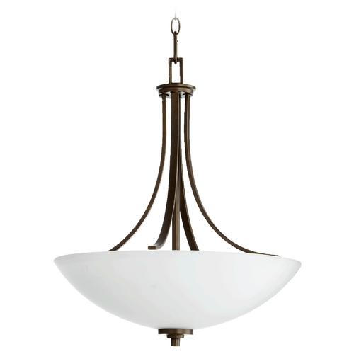 Quorum Track Lighting: Quorum Lighting Reyes Oiled Bronze Pendant Light