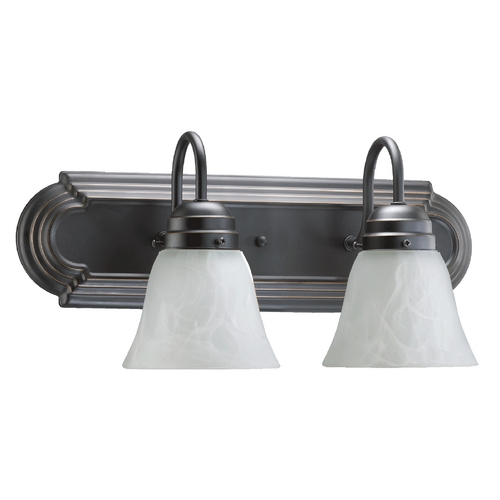 Quorum Lighting Quorum Lighting Old World Bathroom Light 5094-2-195