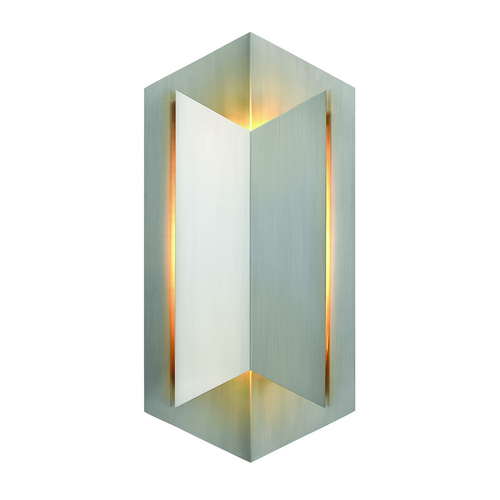 Hinkley Lighting Hinkley Lighting Lex Stainless Steel LED Outdoor Wall Light 2715SS