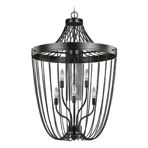 Sea Gull Lighting Sea Gull Lighting Kelvyn Park Stardust Pendant Light 5110106-846