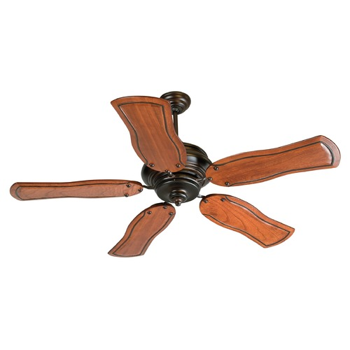 Craftmade Lighting Craftmade Lighting Townsend Oiled Bronze Ceiling Fan Without Light K11022