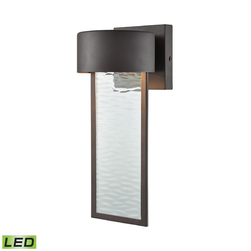 Elk Lighting Elk Lighting Julius Clay Bronze LED Outdoor Wall Light 42540/LED