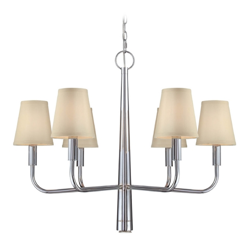 Lite Source Lighting Lite Source Lighting Marquise Chrome Chandelier LS-19636