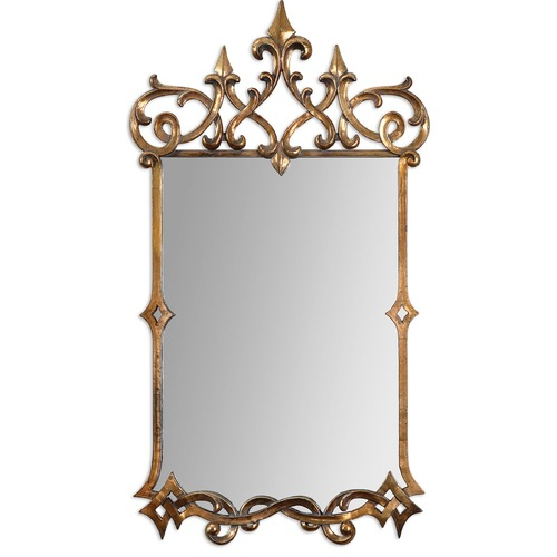 Uttermost Lighting Uttermost Mirandela Gold Mirror 12861