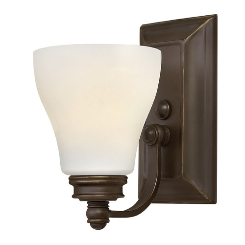Hinkley Lighting Hinkley Lighting Claire Oil Rubbed Bronze Sconce 53580OZ