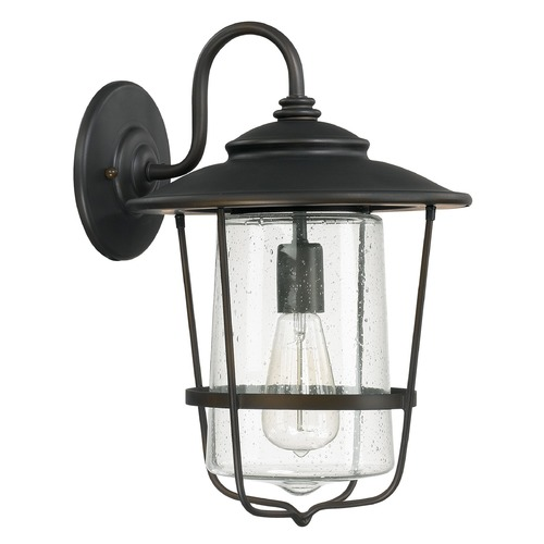 Capital Lighting Capital Lighting Creekside Old Bronze Outdoor Wall Light 9602OB