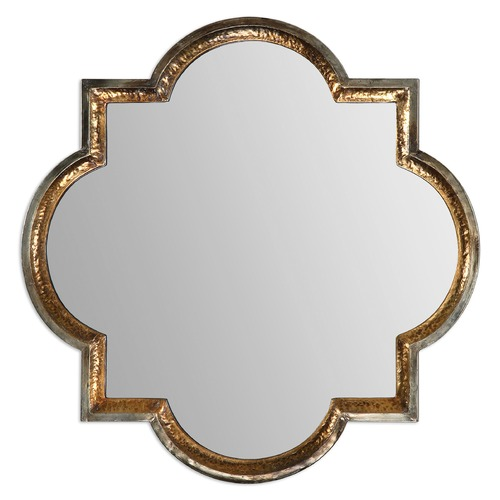 Uttermost Lighting Uttermost Lourosa Gold Mirror 12862