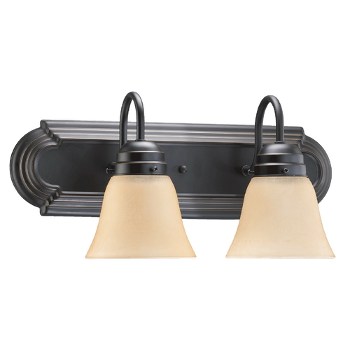 Quorum Lighting Quorum Lighting Old World Bathroom Light 5094-2-395
