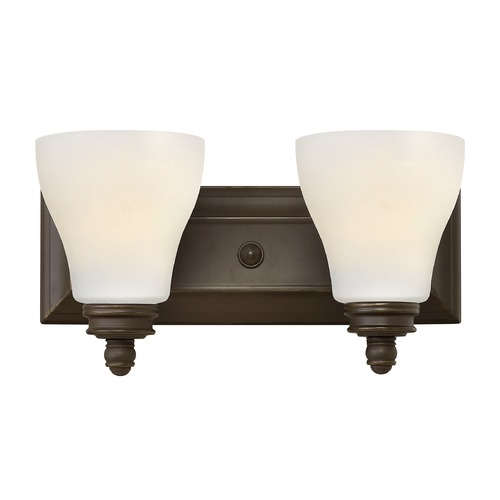 Hinkley Lighting Hinkley Lighting Claire Oil Rubbed Bronze Bathroom Light 53582OZ
