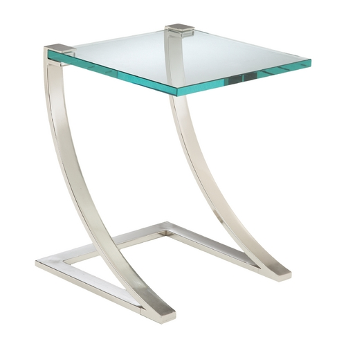 Sterling Lighting Sterling Lighting Nickel Coffee & End Table 6040947