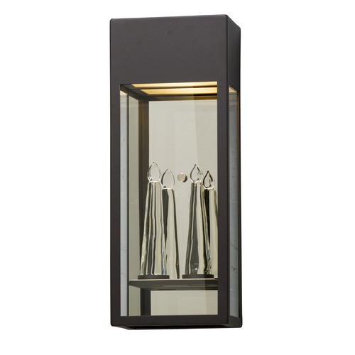 Troy Lighting Troy Lighting Trousdale Bronze LED Outdoor Wall Light BL5113