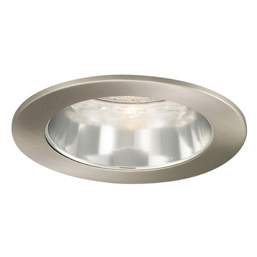 WAC Lighting Wac Lighting Brushed Nickel Recessed Trim R-421-BN