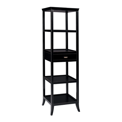 Sterling Lighting Sterling Lighting Ebony Shelving 6040995