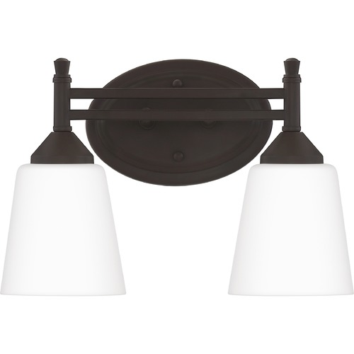 Quoizel Lighting Quoizel Lighting Billingsley Old Bronze Bathroom Light BLG8614OZ