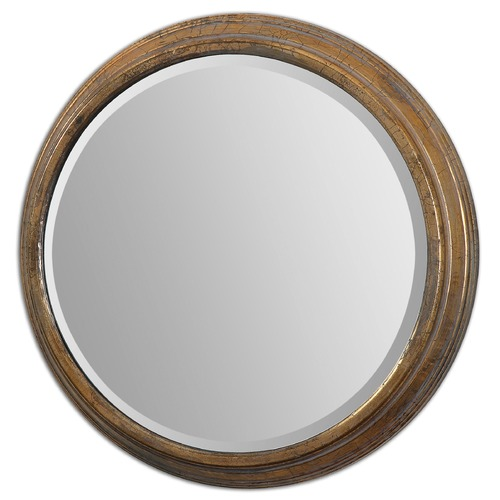 Uttermost Lighting Uttermost Cerchio Gold Mirror 12864