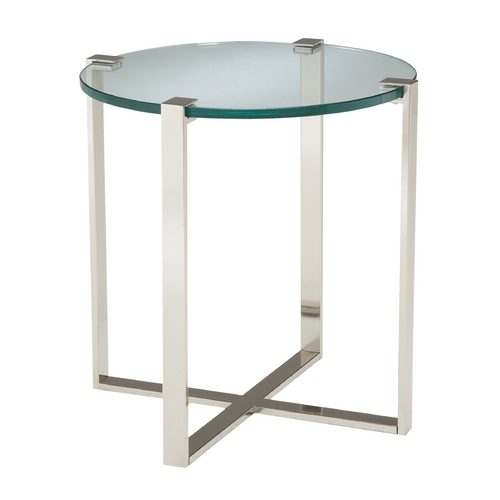 Sterling Lighting Sterling Lighting Nickel Coffee & End Table 6041031
