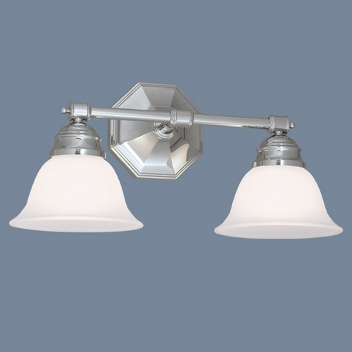Norwell Lighting Norwell Lighting Kathryn Chrome Bathroom Light 8942-CH-FR