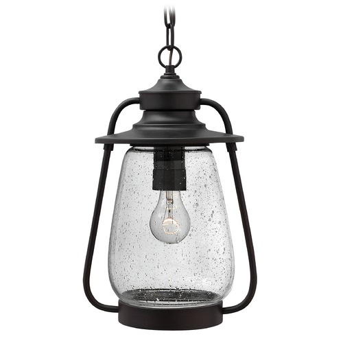 Hinkley Lighting Hinkley Lighting Calistoga Spanish Bronze LED Outdoor Hanging Light 2092SB-LED