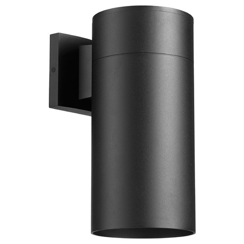 Quorum Lighting Quorum Lighting Cylinder Noir Outdoor Wall Light 721-69