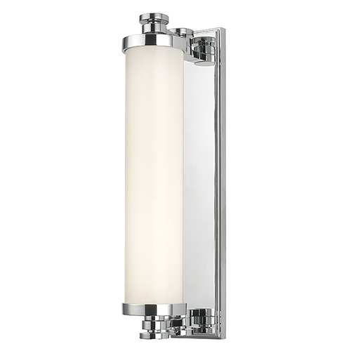 Hudson Valley Lighting Sheridan Polished Chrome LED Bathroom Light 9708-PC