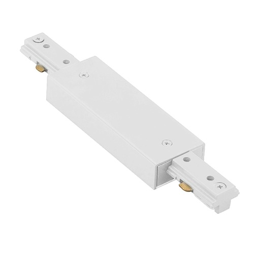 WAC Lighting WAC Lighting White H Track Power Feedable I Connector HI-PWR-WT