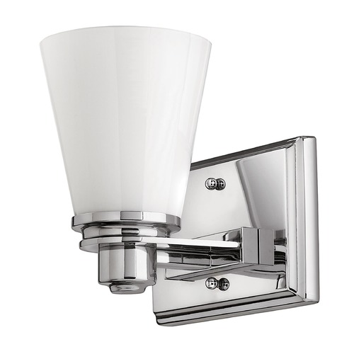 Hinkley Lighting Hinkley Lighting Avon Chrome Sconce 5550CM-GU24