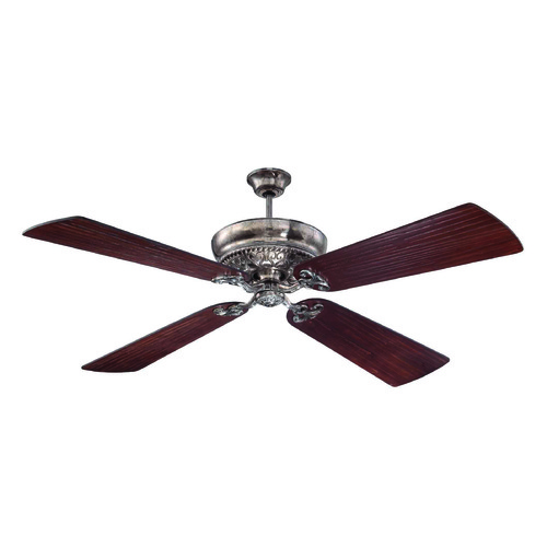 Craftmade Lighting Craftmade Lighting Monroe Tarnished Silver Ceiling Fan Without Light K11059