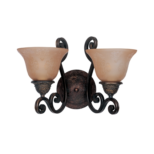 Maxim Lighting Maxim Lighting Symphony Oil Rubbed Bronze Sconce 11247SAOI