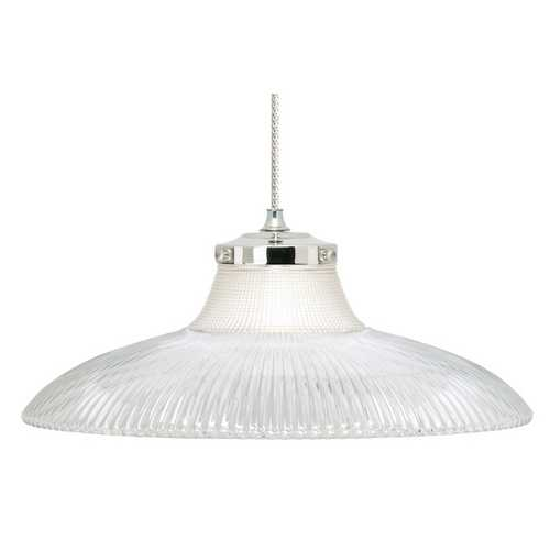 Tech Lighting Dearborn Halophane Mini-Pendant 600MODBNCN/600FJ4RFN