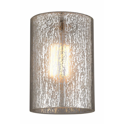 Design Classics Lighting Mercury Cylindrical Glass Shade GL1039C
