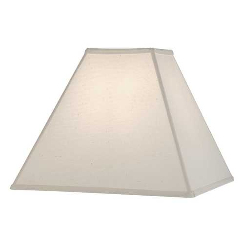 Design Classics Lighting Large Square-Shaped Lamp Shade DCL SH7176
