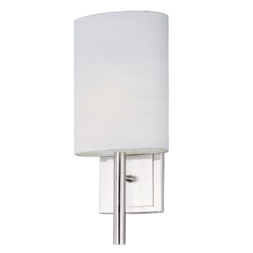 ET2 Lighting Edinburgh LED Satin Nickel LED Sconce E21082-01SN
