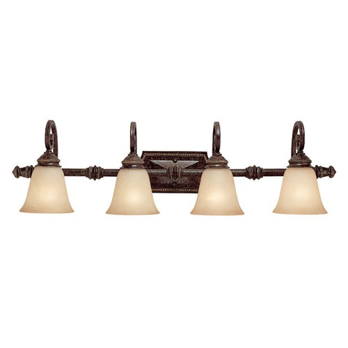 Capital Lighting Capital Lighting Barclay Chesterfield Brown Bathroom Light 1524CB-287