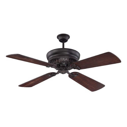 Craftmade Lighting Craftmade Lighting Monroe Oiled Bronze Gilded Ceiling Fan Without Light K11060